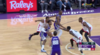 Nemanja Bjelica sets up the nice finish