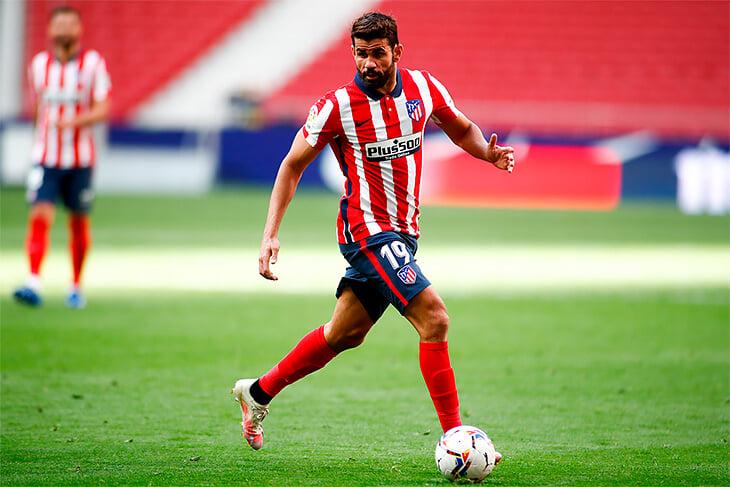 «Атлетико» по просьбе Косты расторг контракт – но теперь Диего нельзя идти к конкурентам по Ла Лиге