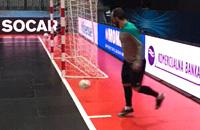 Лучший на планете игрок в мини-футбол показывает класс