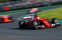 Феррари, Формула-1, Мерседес, Гран-при Австралии