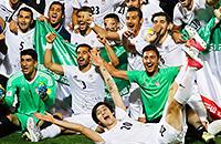 Сборная Ирана по футболу, Карлуш Кейруш, фото, ЧМ-2018, Джалал Хоссейни, Сердар Азмун, Сеид Эззатоллахи, Алиреза Бейранванд, Мехди Тареми