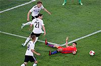 «Обновлённый рейтинг ФИФА: 1. Германия. 2. Германия (2). 3. Германия-U21»