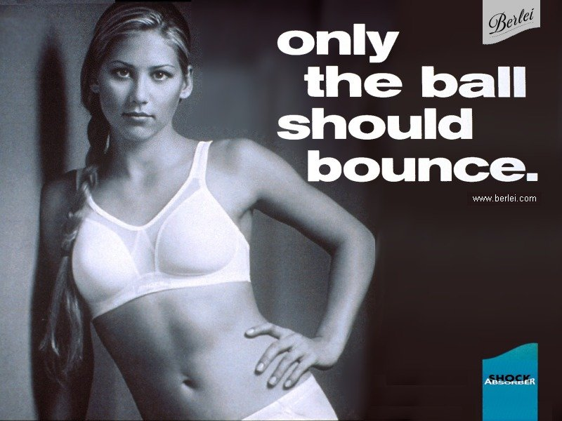 На спортивных лифчиках делают миллиарды. Но женская грудь так плохо изучена, что ими все недовольны
