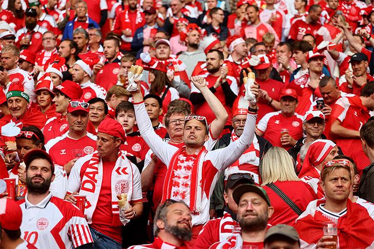 На «Уэмбли» пустят 60 тысяч зрителей! Ради полуфиналов и финала Евро договорились об уступках