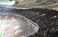 Сборная Аргентины по футболу, болельщики, Сборная России по футболу, товарищеские матчи (сборные), видео, стадионы, Лужники