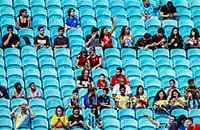 На Копа Америка провал: три матча из пяти не собрали даже четверть стадиона