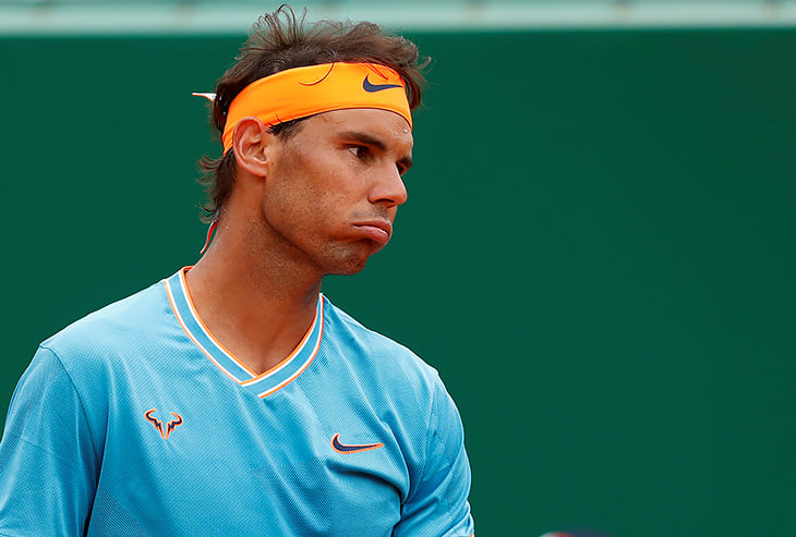 Фоньини вынес Надаля в Монте-Карло и сыграет за первый «Мастерс»