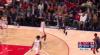 Bradley Beal 3-pointers in Washington Wizards vs. Houston Rockets