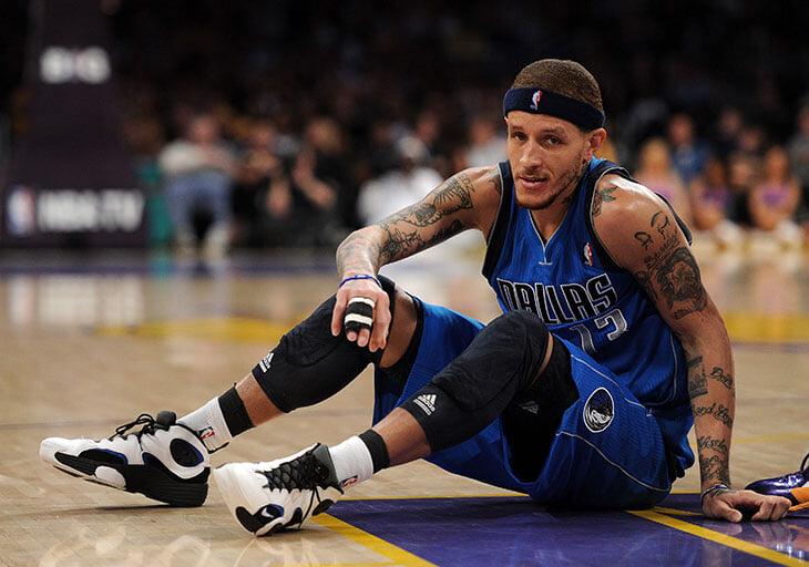 Бывший игрок НБА проигрывает борьбу с психическим расстройством. О его проблемах знали уже в 2011-м