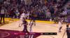 Tristan Thompson Blocks in Cleveland Cavaliers vs. Chicago Bulls