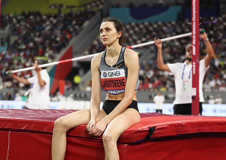 Ирина Привалова, допинг, Олимпиада-2020, Мария Ласицкене (Кучина), World Athletics (IAAF), ВФЛА