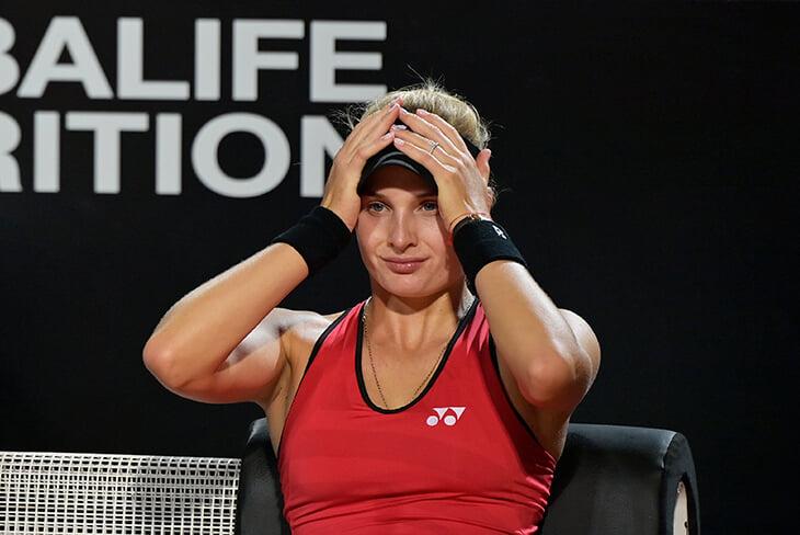 Вторую ракетку Украины отстранили за допинг. У нее самая модная защита в теннисе – это случайность (или даже «загрязнение»)