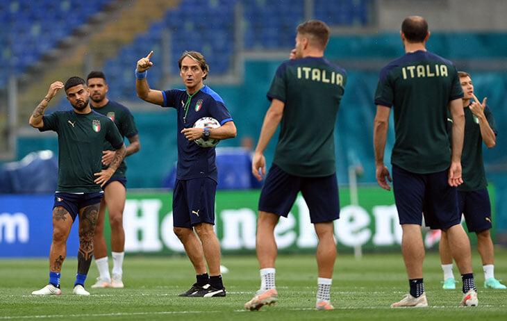 Италия на Евро – максимально неитальянская. Она много забивает и не проигрывает 27 матчей, но мы насчитали сразу 5 уязвимостей