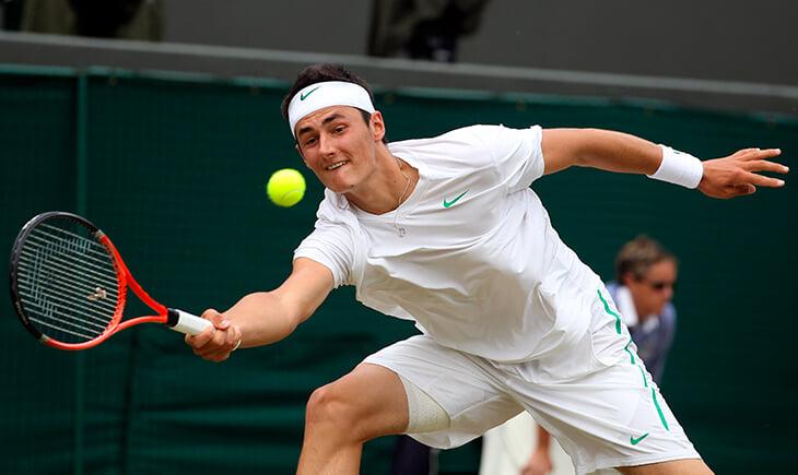 Бернард Томич был теннисистом топ-20, а теперь снялся в любительской эротике