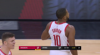 Eric Gordon with one of the day's best dunks