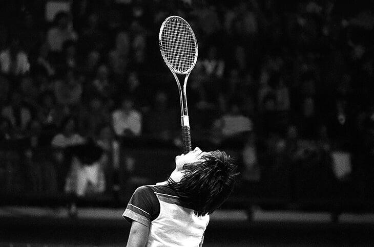 Джимми Коннорс – первый теннисный мерзавец и рекордсмен US Open. Его мама, игра, подлости и гадости изменили тур