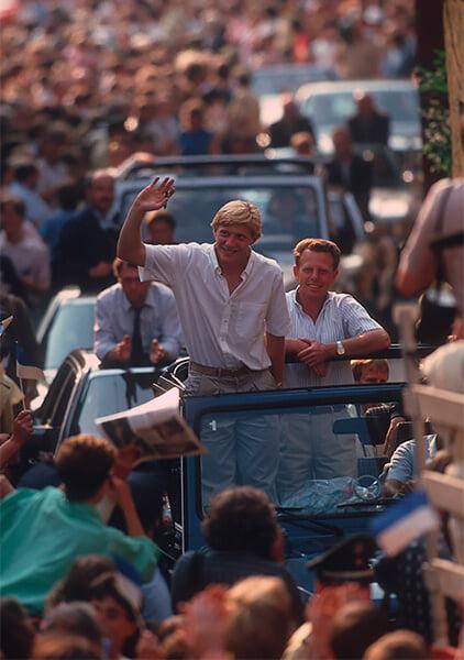 Борис Беккер выиграл «Уимблдон» в 17 – и в Германии его полюбили так, что он боялся возрождения нацизма
