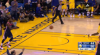 Jordan Bell goes up to get it and finishes the oop