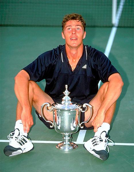 Медведев в 2 победах от титула US Open, а ровно 20 лет назад его выиграл Сафин