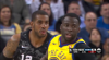 LaMarcus Aldridge with 30 Points  vs. Golden State Warriors