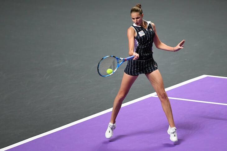 Женский теннис считают слишком непредсказуемым, а игроков – неустойчивыми. Ученые опровергли миф
