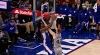 A bigtime dunk by Joel Embiid!