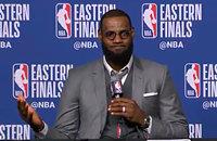 Бостон, Кливленд, Джейсон Тейтум, Маркус Моррис, Маркус Смарт, НБА, Леброн Джеймс, НБА плей-офф, Джордан Кларксон
