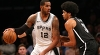 GAME RECAP: Spurs 100, Nets 95