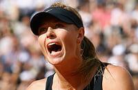 видео, ретро, Динара Сафина, Ролан Гаррос, болельщики, Мария Шарапова, WTA