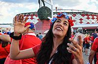Кубок конфедераций, сборная Чили, сборная Камеруна