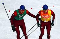 Русские лыжники – герои, у нас серебро в эстафете! Олимпийский онлайн