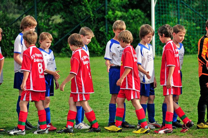 Немецкая концепция развития футбола