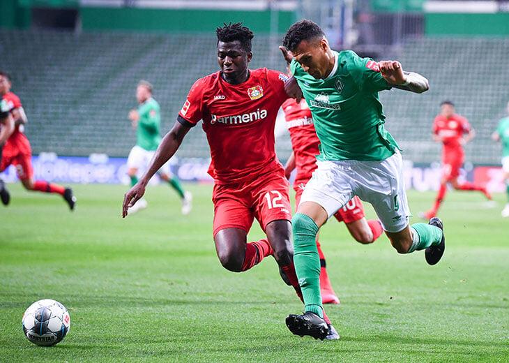 Защитник из Буркина-Фасо – новая звезда Бундеслиги. С ним «Байер» выиграл 11 матчей из 13