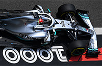 В «Формуле-1» проходит 1000-й Гран-при. Квят снова торпедировал соперника