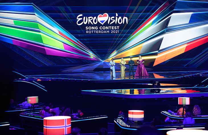 Из-за Евровидения в Нидерландах перенесли матч за еврокубки. В Роттердаме не хватило полиции и на конкурс, и на футбол