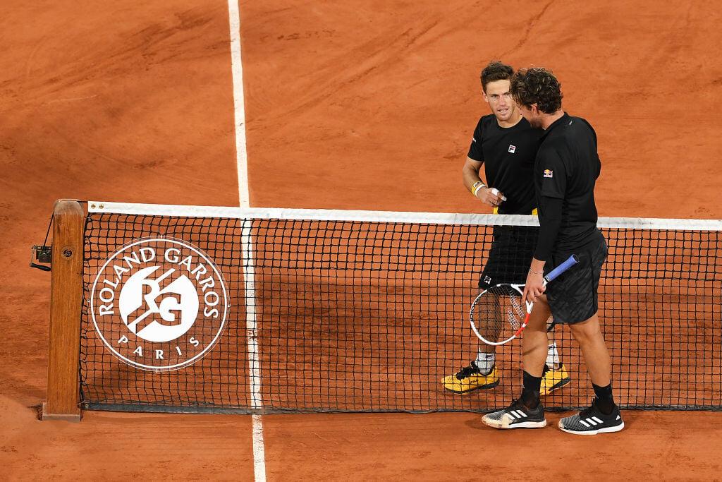 Дарт Федерер – легендарный образ. Но черный в теннис пришел только в 2000-х – устрашать соперников