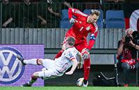 квалификация Евро-2020, Мануэль Нойер, фото, Юрий Ковалев, сборная Беларуси по футболу, Сборная Германии по футболу