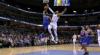A bigtime dunk by Emmanuel Mudiay!