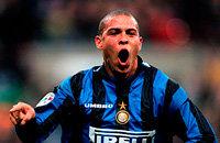 серия А Италия, Интер, Ла Лига, ПСВ, Барселона, Роналдо, ЧМ-1998