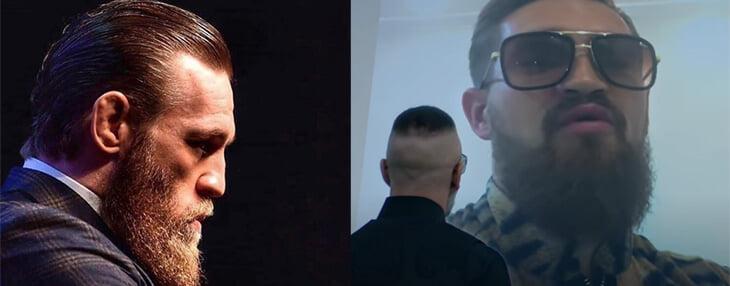 В клипе рэпера Сереги якобы снялся Конор. Но, кажется, это фальшивка и подстава: реальный Макгрегор другой