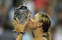 US Open, WTA, спортивные тесты