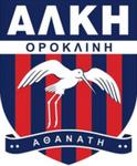 Alki Oroklini - logo
