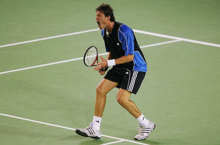 Сафин остается нашим последним чемпионом мужского Australian Open – он победил 16 лет назад