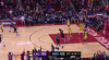 James Harden 3-pointers in Houston Rockets vs. Los Angeles Lakers