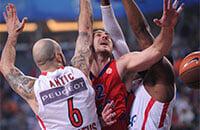 Олимпиакос, ЦСКА, Turkish Airlines EuroLeague