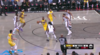 Spencer Dinwiddie with 13 Assists vs. Los Angeles Lakers