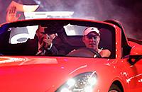 фото, Анжелик Кербер, Кристина Младенович, Porsche Tennis Grand Prix, Каролин Гарсия