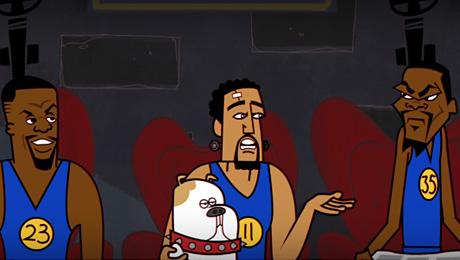 видео, НБА, Голден Стэйт