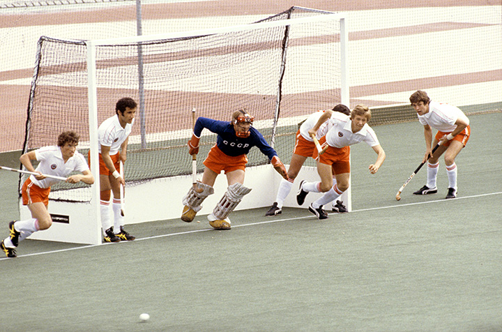 сборная России жен, сборная России, Москва-1980