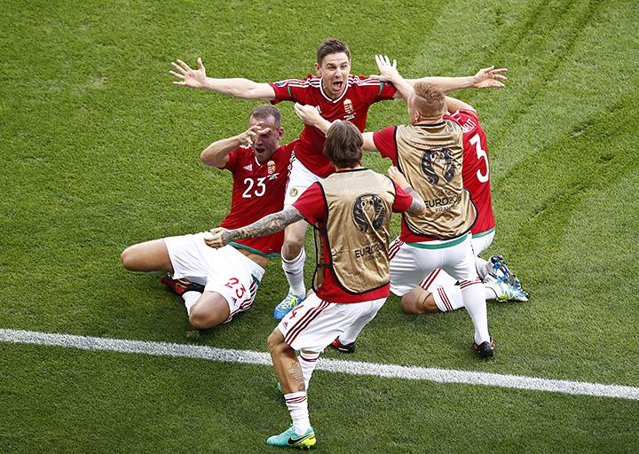 сборная Венгрии, Евро-2016, Золтан Гера